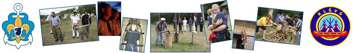 Kapitánská lesní škola vodních skautů